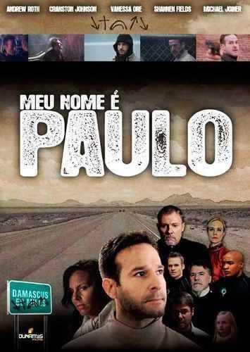 DVD - Meu nome e Paulo - Filme