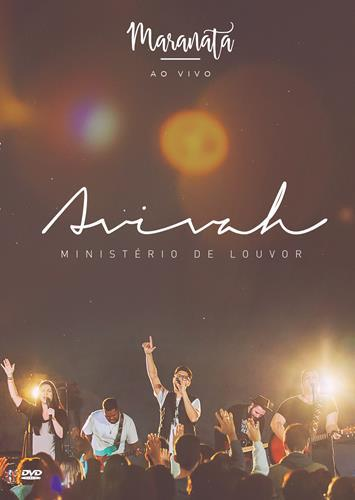 DVD - Ministerio de Louvor Avivah - Maranata