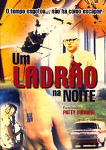 DVD - um ladrão na noite - Filme