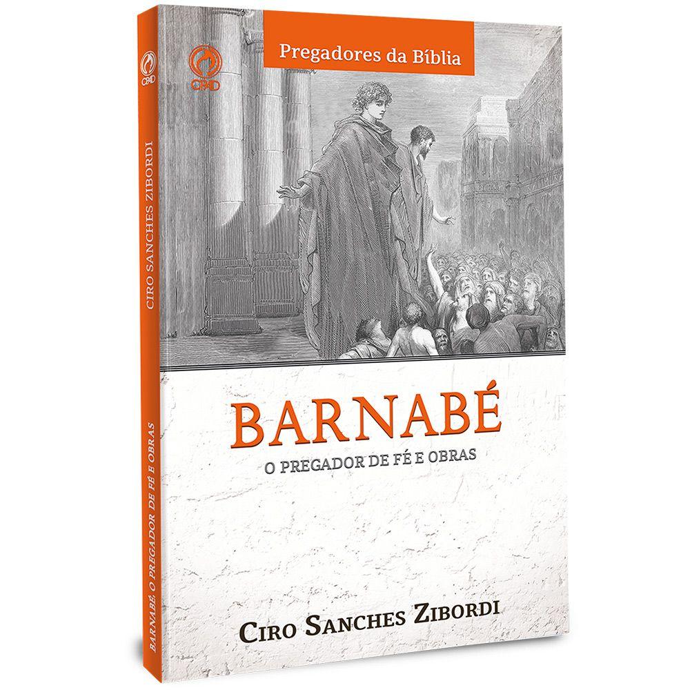 Livro - Barnabe - Ciro Sanches