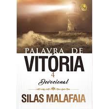 Livro - Palavra de vitoria 4 devocional - Silas Malafaia