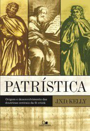 Livro - Patristica - J N D Kelly