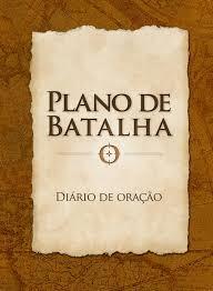 Livro - Plano de batalha diario de oração