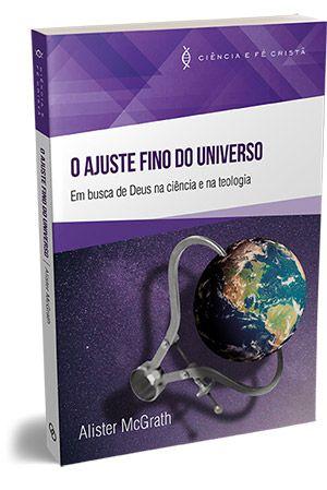 Livro - O Ajuste Fino do Universo