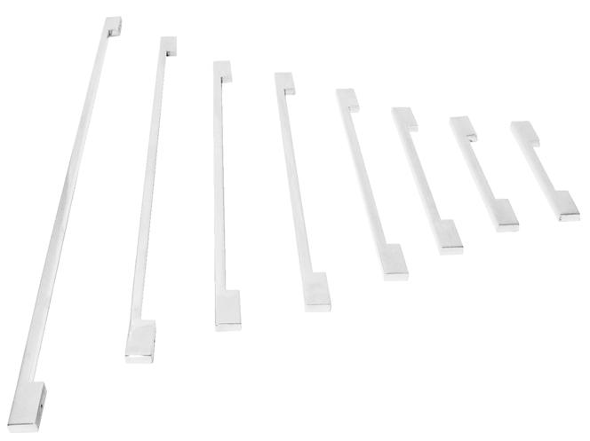 Puxador aço inox m01