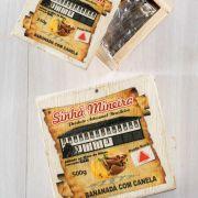 SINHÁ MINEIRA - BANANADA COM CANELA