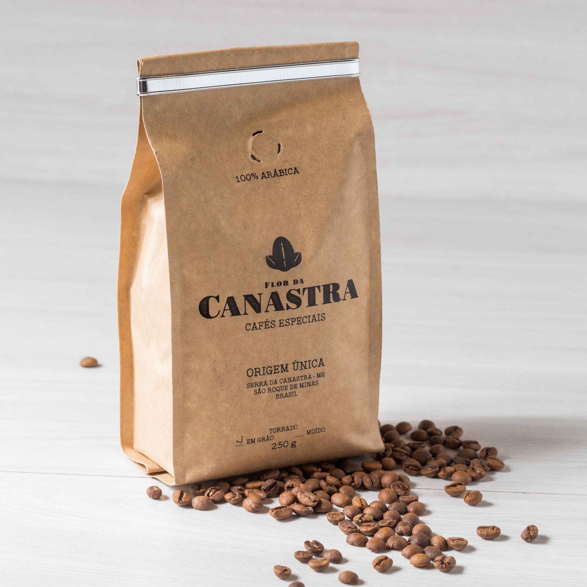 CAFÉ FLOR DA CANASTRA