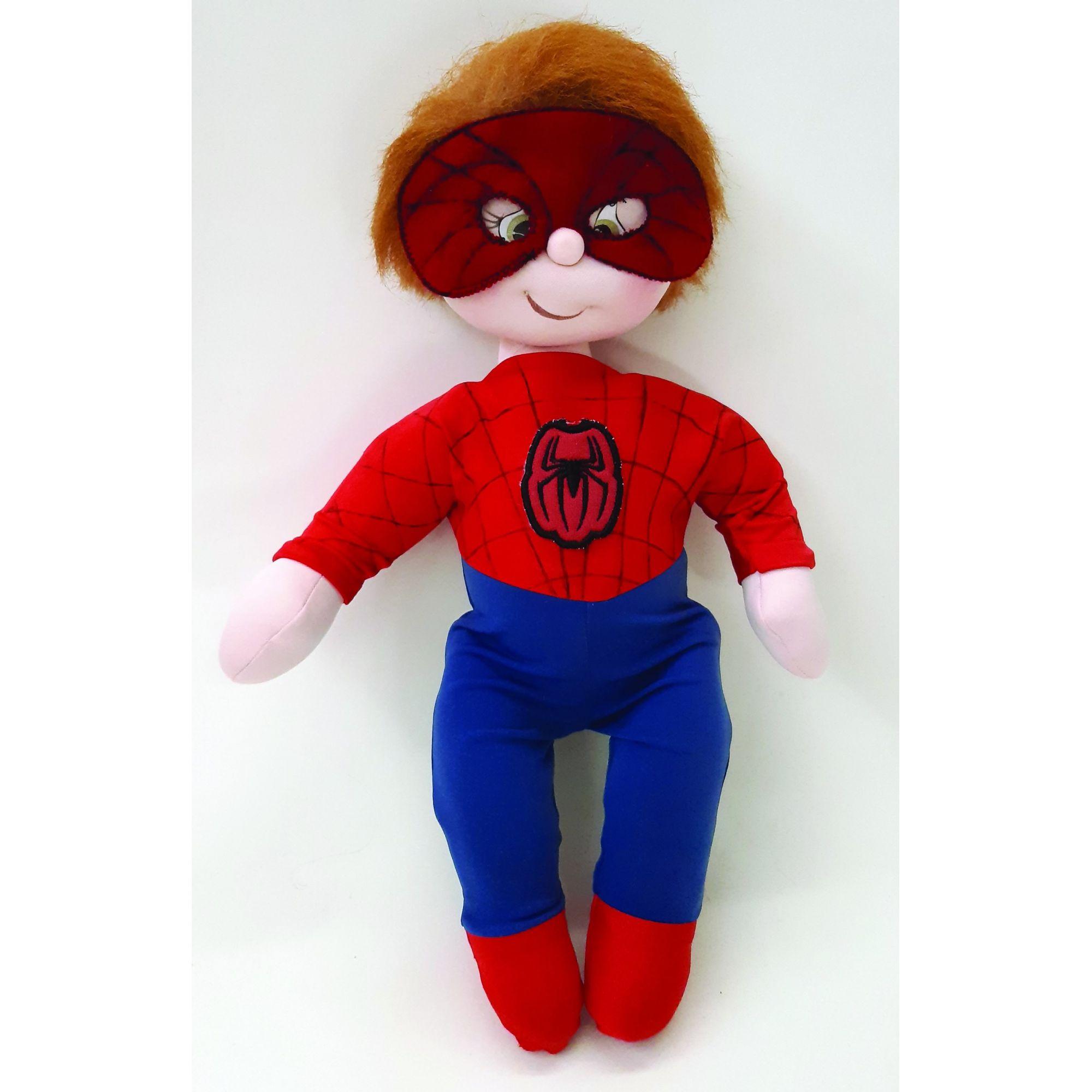 Projeto Bebê Modelado Homem Aranha