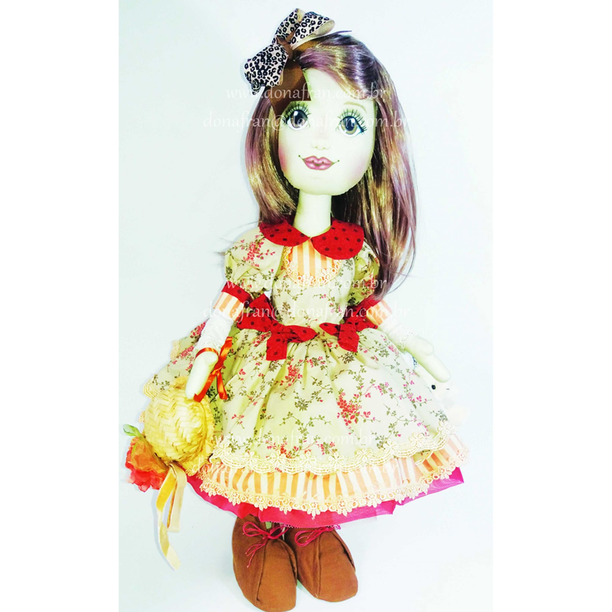Projeto Boneca Carol