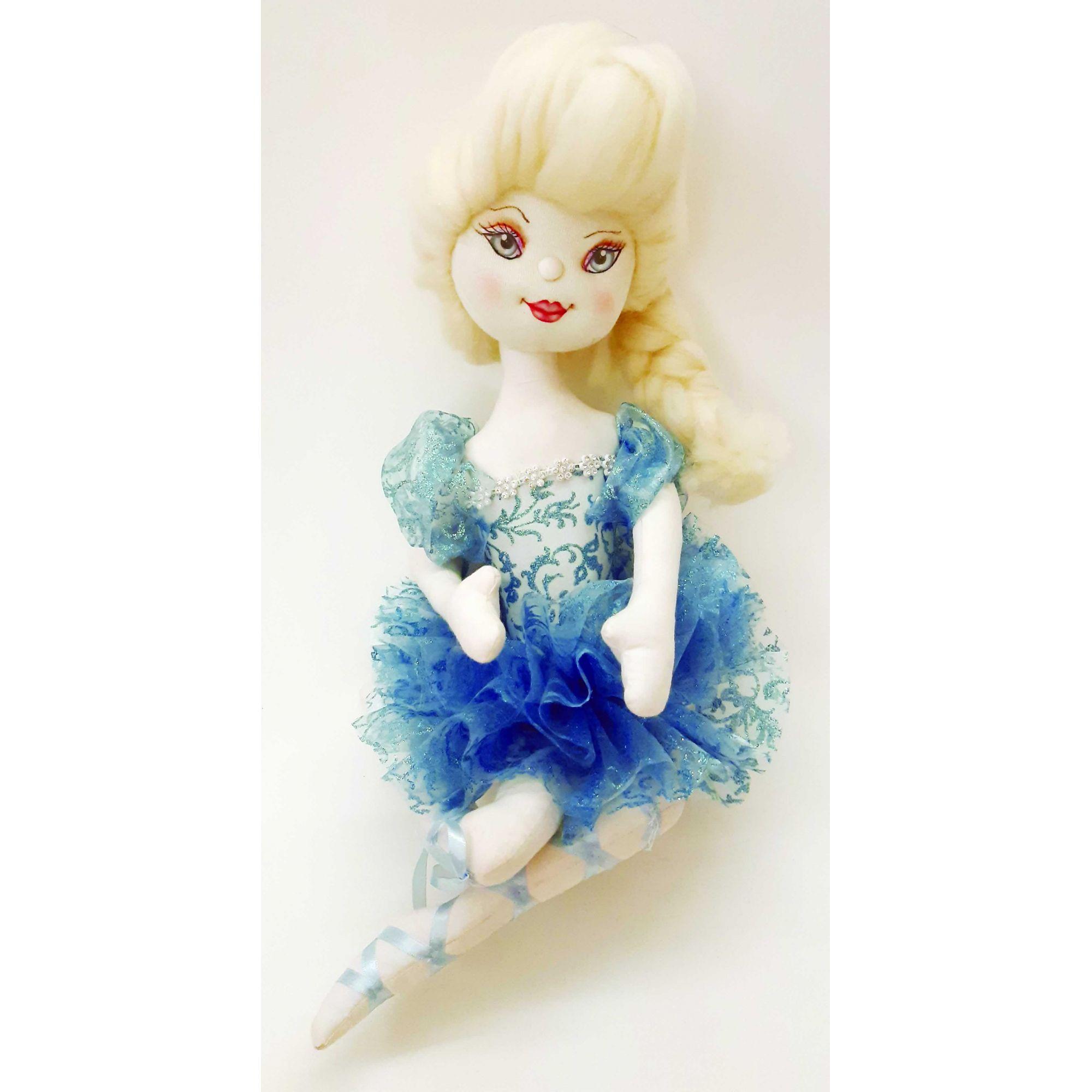 Projeto Boneca Elsa