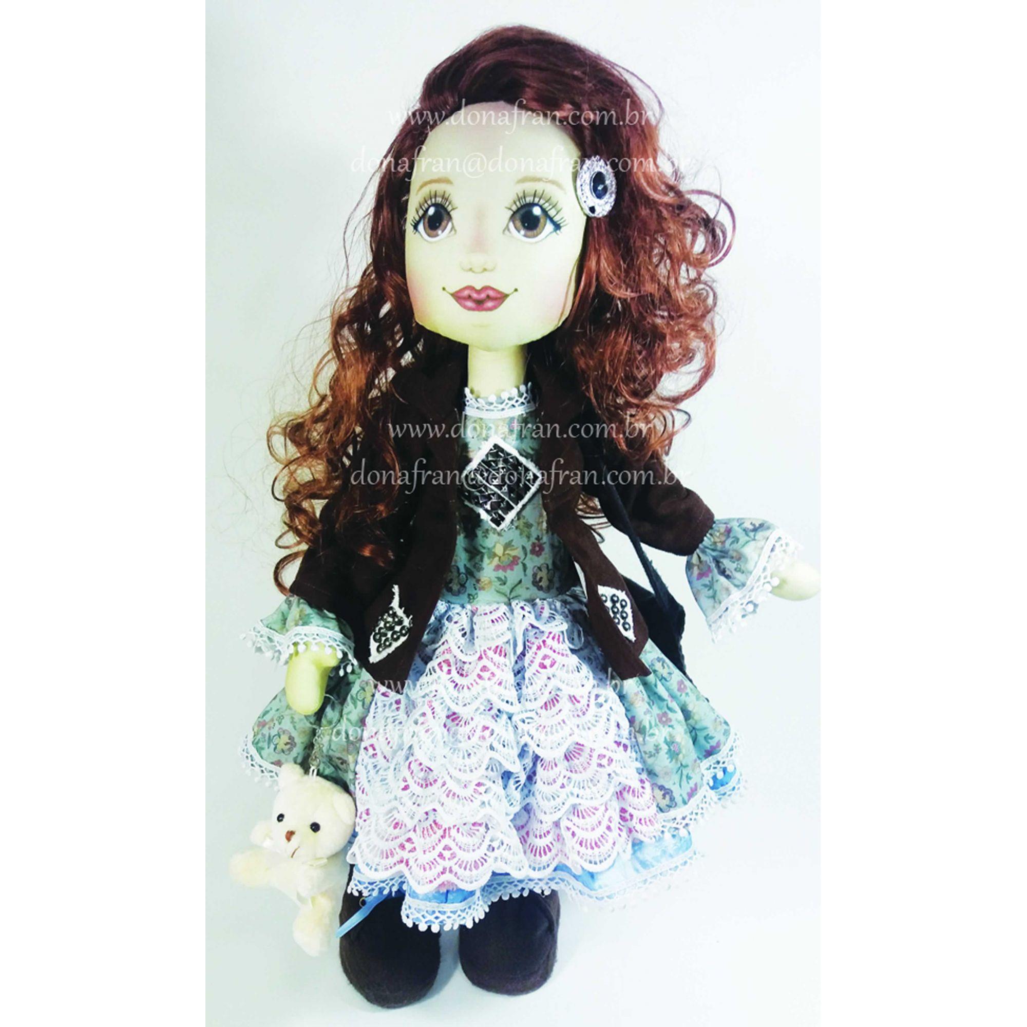 Projeto Boneca Jenifer
