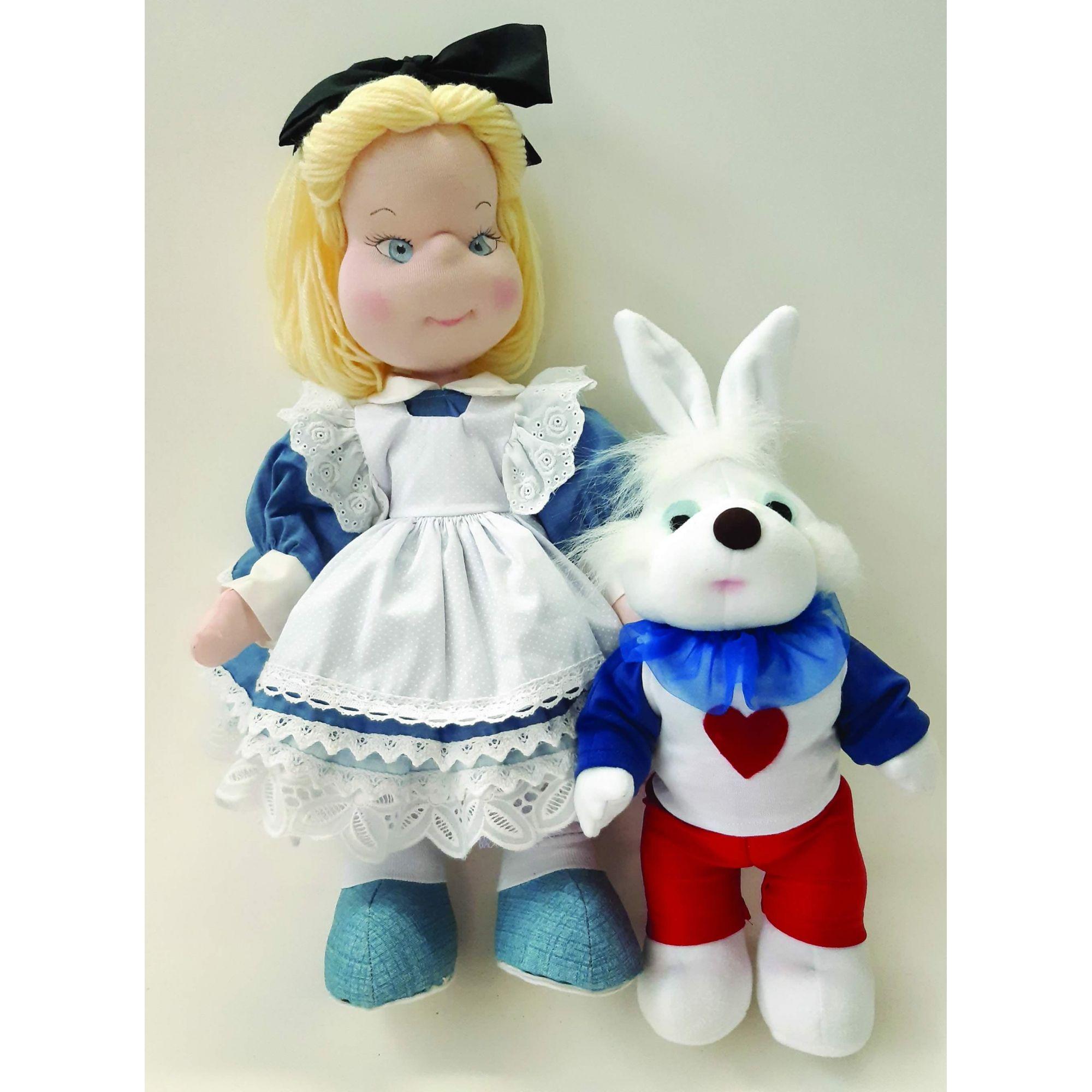 Projeto Boneca Modelada Alice