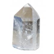 25 Unidades de Ponta Obelisco Pedra Cristal Quartzo Transparente Natural