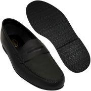 Sapato Masculino Flexível Esportivo Conforto 064PRE