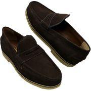 Sapato Masculino Sola de Crepe Mocassim Clássico 099JUANCAF