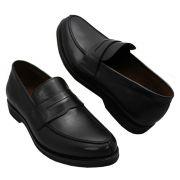 Sapato Modelo Penny Loafer em couro resistente 900MPRE