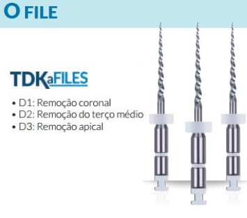 LIMA O FILE D1-D3 - TDK