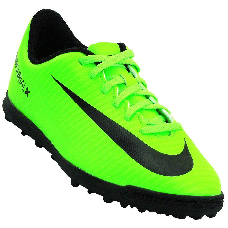438b495c19 Chuteira Infantil Nike Mercurial X Vortex Iii Tf Society - Reis Sport