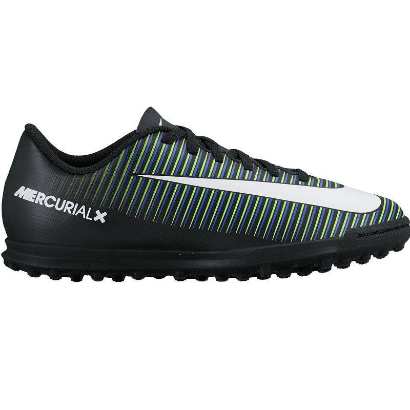 ca86cdc159737 Chuteira Infantil Nike Mercurial X Vortex Iii Tf Society - Reis Sport