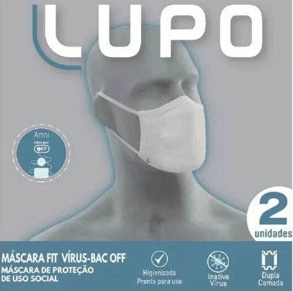 Mascara Lupo 36000