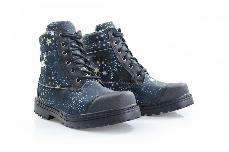 Bota Vegano Shoes Naturale Galáxia