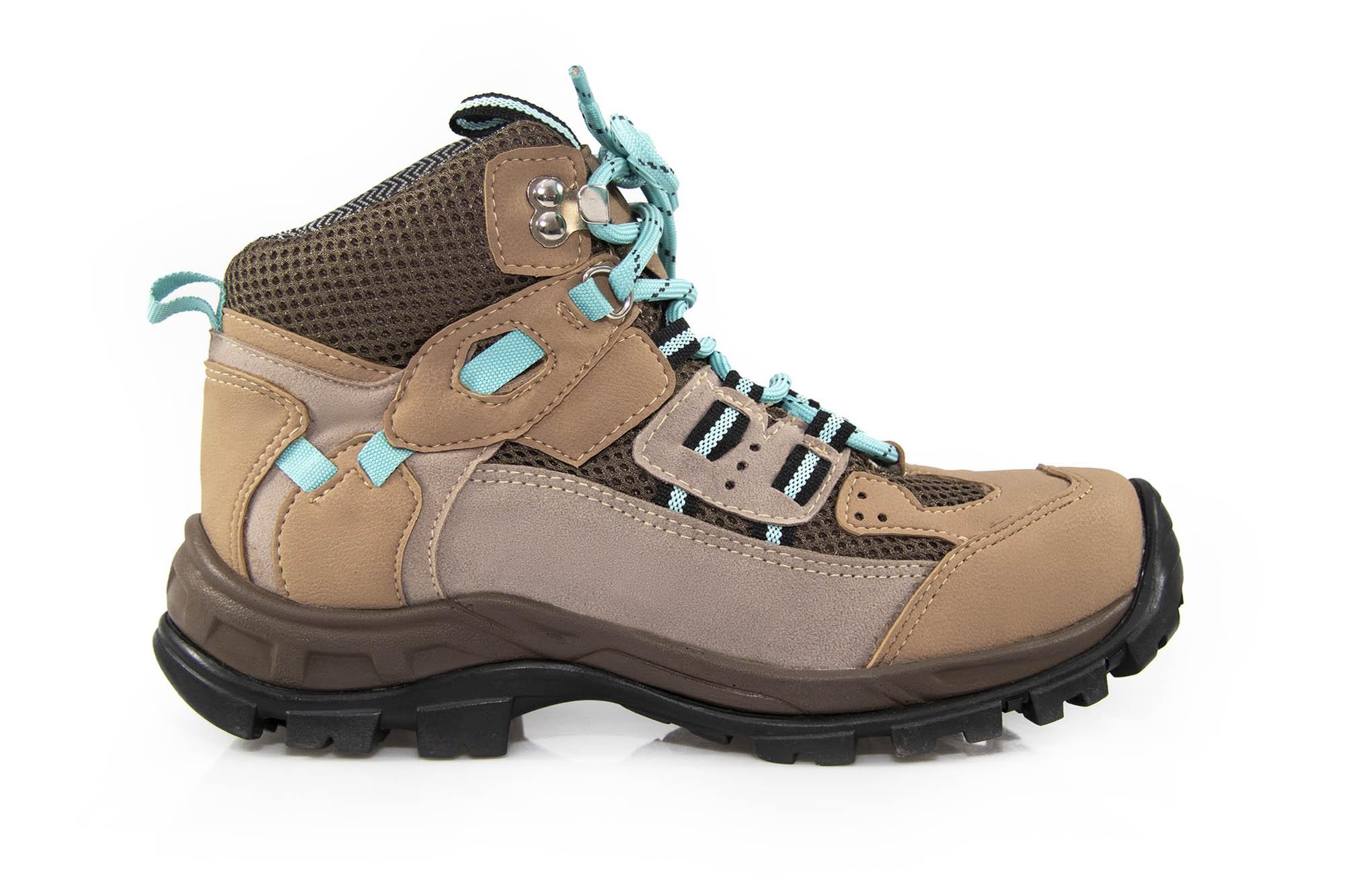 Bota Vegano Shoes Saara Areia