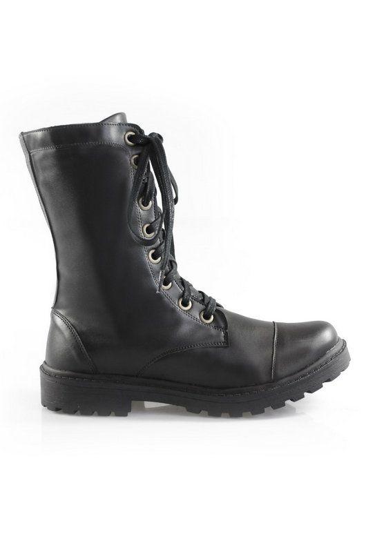 Coturno Vegano Shoes Nertera Conforto Preto (sola preta)