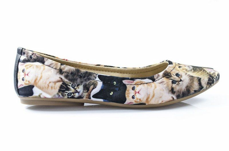 Sapatilha Vegano Shoes Kerria Cat