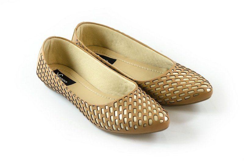 Sapatilha Vegano Shoes Kerria Laser Caramelo