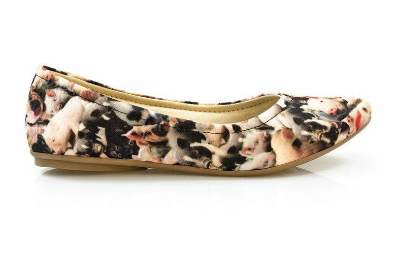 Sapatilha Vegano Shoes Kerria Pig