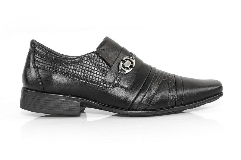 Sapato Social Vegano Shoes Vegan Nature preto