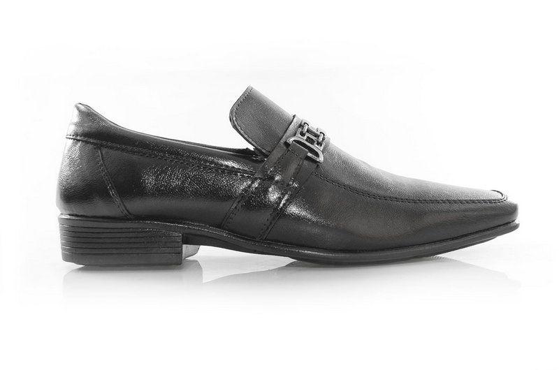 Sapato Vegano Shoes Beri Preto (com metal)