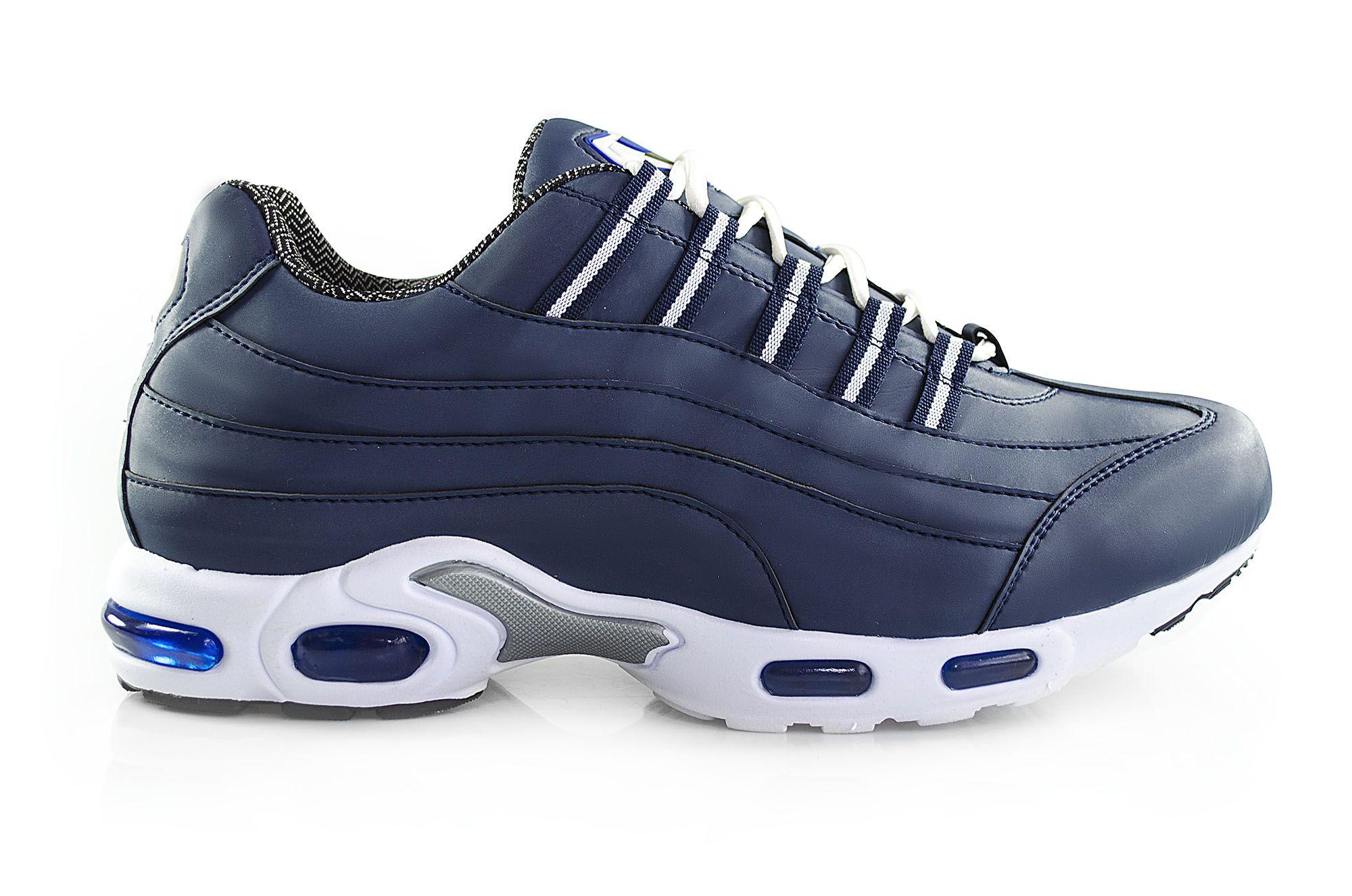 Tênis Vegano Shoes Air Damper Storm Azul