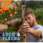 ARCO E FLECHA 10 TIROS