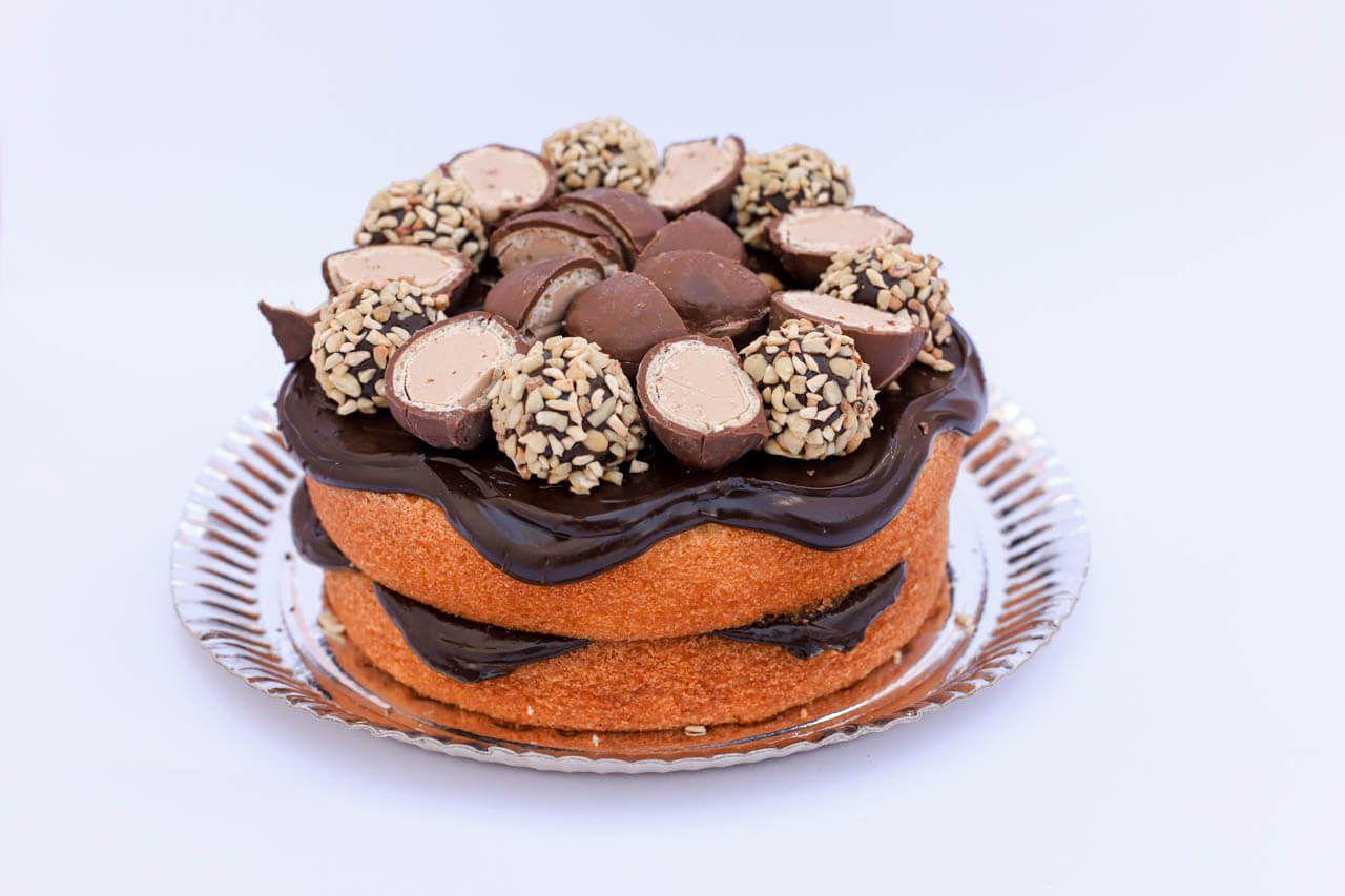 Naked Cake bombom