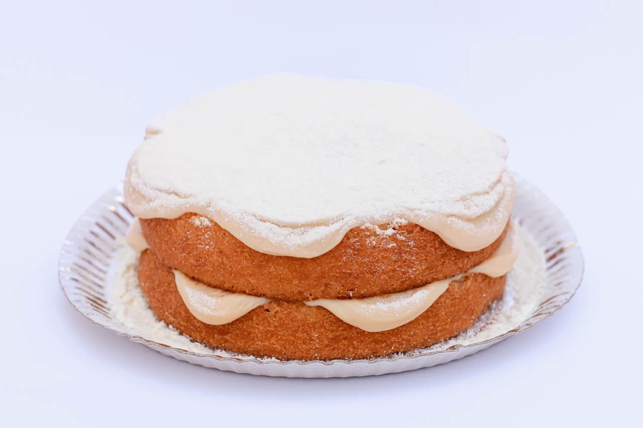 Naked Cake com cobertura
