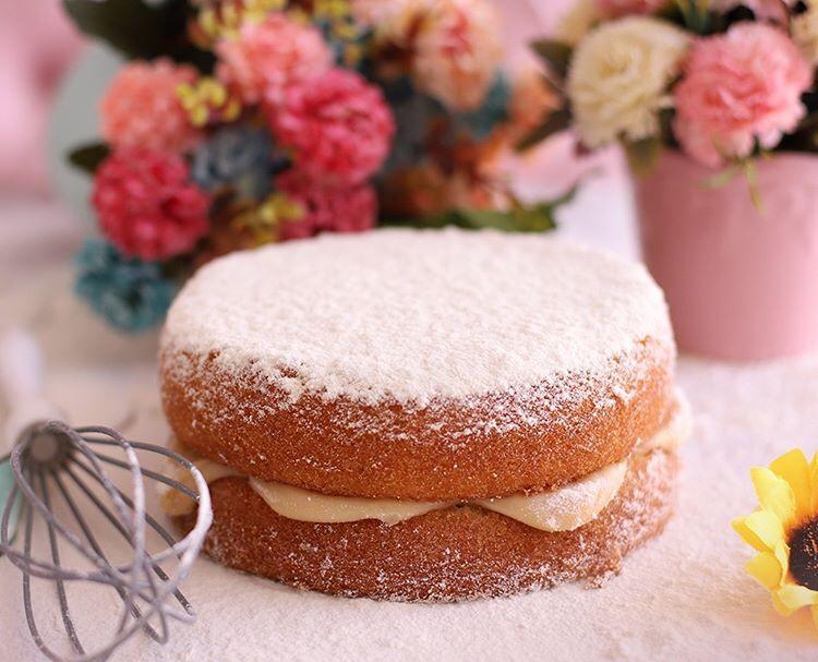 Naked Cake Ninho