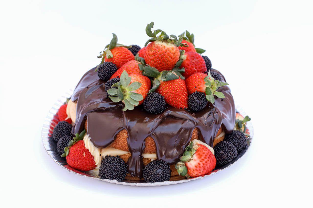 Naked Cake Personalizado