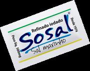 Sachê de Sosal Marinho Refinado 500mg