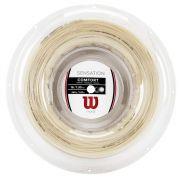 Corda para Tênis Wilson Sensation 16 Natural - Rolo de 200m