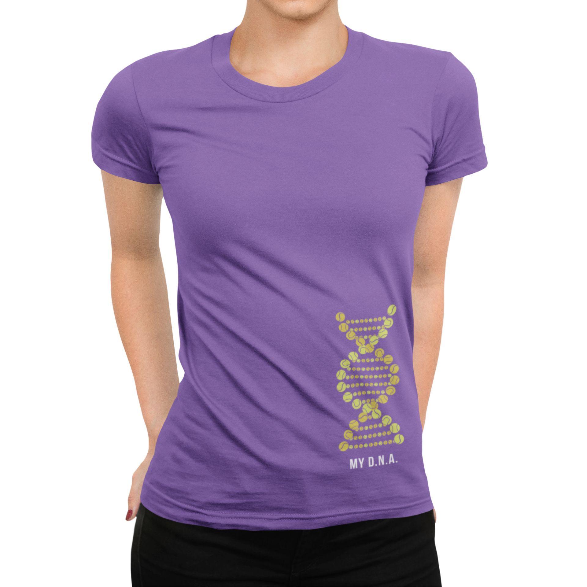 Camiseta MY DNA >> Coleção 2019 >> FEMININA
