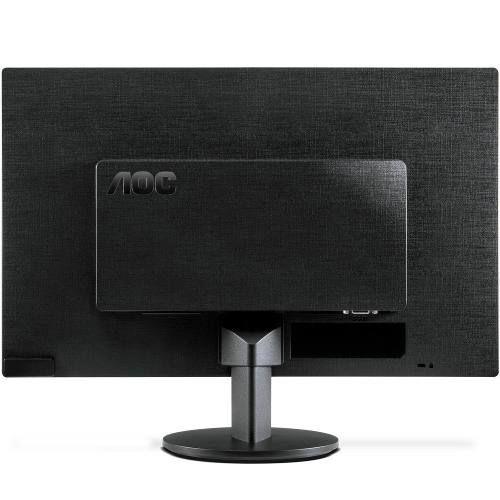Monitor Aoc Led 18,5 1366 X 768 Widescreen Hd - E970swnl