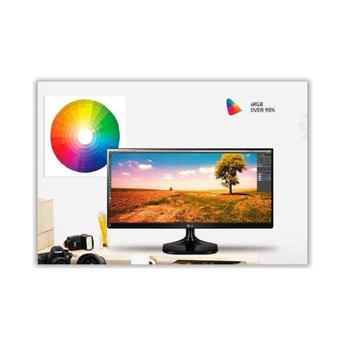 Monitor Lg Led 25 Ultrawide Full Hd 2560x1080 Hdmi + Nfe
