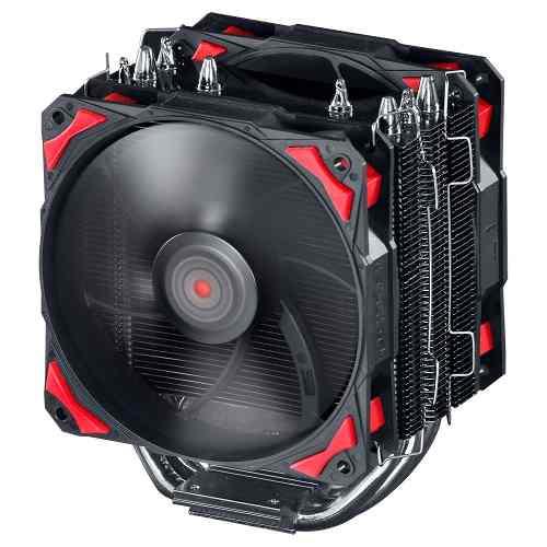 Cooler P/ Processador Pcyes Zero K Z5 120mm - Nfe E Garantia