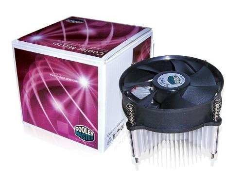 COOLER PARA PROCESSADOR SERVIDOR INTEL LGA 2011 2011-V3 I7 XEON - TDP 130W