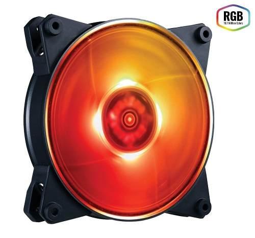 Fan P/ Gabinete Cooler Master Masterfan Pro 140 Air Flow Rgb