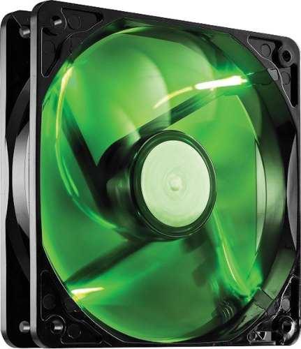 Fan P/ Gabinete Cooler Master Sickleflow-x 120mm Led Verde