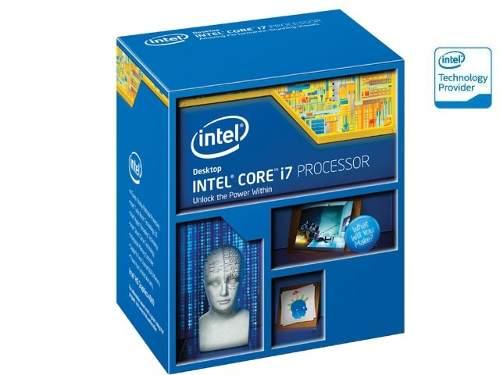 Processador Intel Core I7-4820k 3.7ghz 10mb Cache Dmi 5gts
