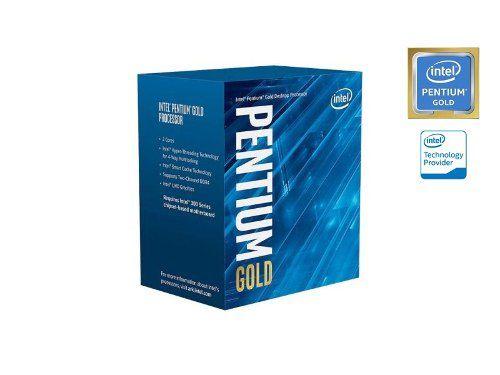 Processador Intel Pentium Gold G5400 3.7ghz 4mb 8ª Geração