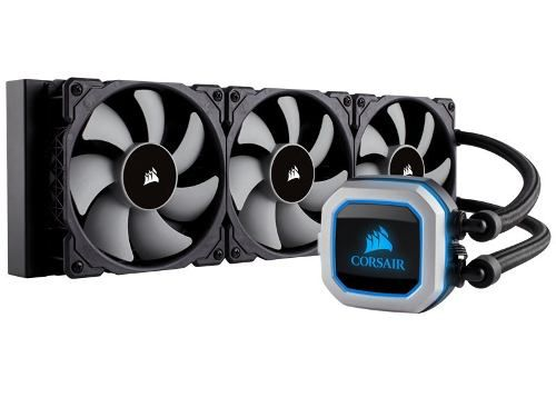 Water Cooler Corsair Hydro Series H150i Pro Rgb 360mm + Nfe